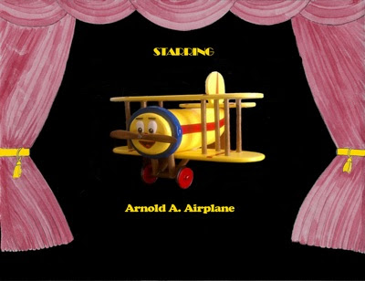 The Adventures of Arnold A.  Airplane