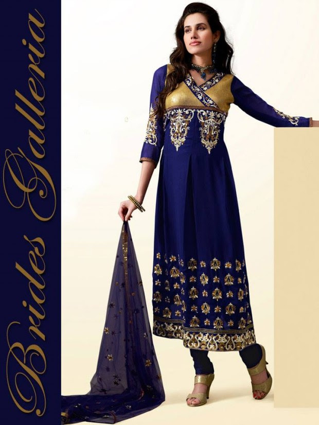 Brides Galleria Latest New Punjabi Suits Fashionable Collection for Girls-Womens Wear Dress2