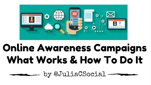 Online Awareness Campaigns for Your Nonprofit – What Works and How to Do It! - JCSM