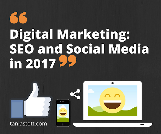 SEO and Social Media in 2017