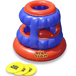 Swimline Slot Slam Disc Toss Pool Game 90286