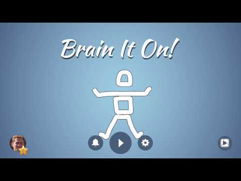 Brain It On! - Physics Puzzles - Android Apps on Google Play