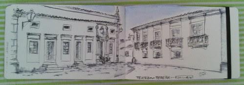 Teatro em Pereira by JMADesigner