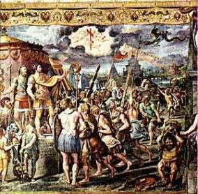 300px-Stanze_Vaticane_-_Raffaello_-_Apparizione_della_croce