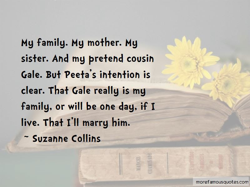 Cousin But Sister Quotes Top 8 Quotes About Cousin But Sister From