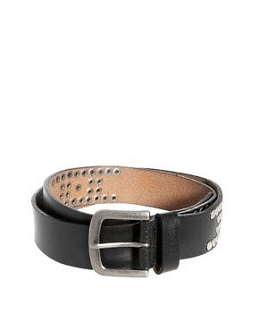 Image 1 of Firetrap Studded Belt