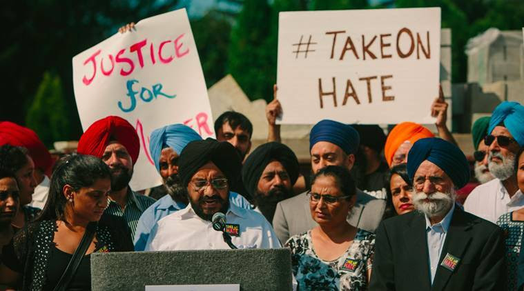 Image result for Sikh Man Shot in Hate Crime Attack