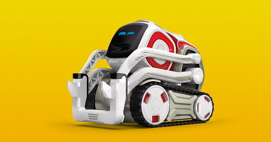 Cozmo Is the Smartest, Cutest AI-Powered Robot You've Ever Seen