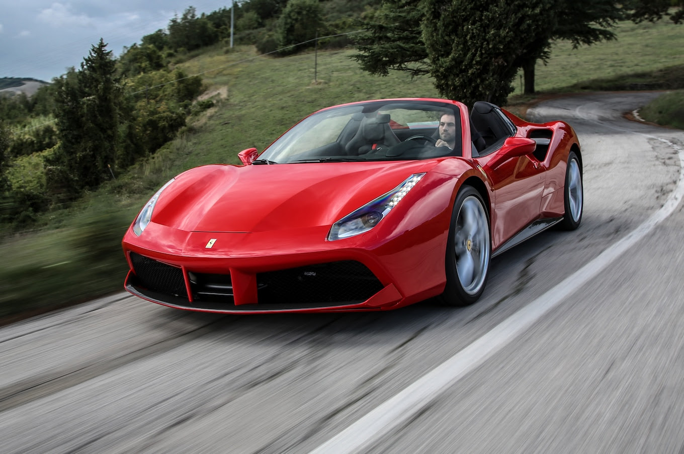 Build the Ferrari 488 Spider of Your Dreams With This Configurator  Motor Trend