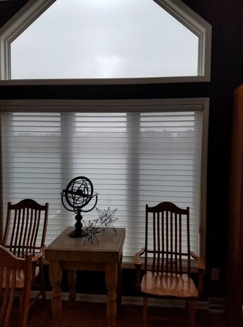 Window Shadings Combine Sheer Fabric Shades & Blinds For Privacy & Light Control - Contemporary - Other - by Bellagio Window Fashions