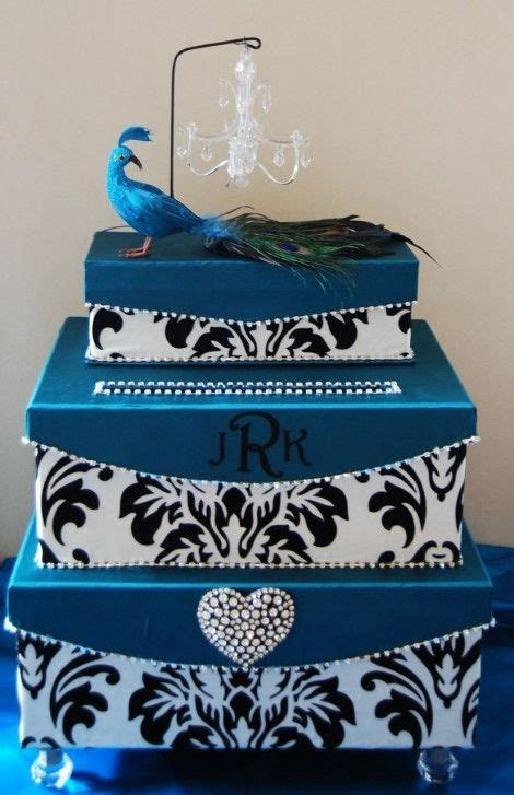 Card/Money boxes are a great idea for Weddings