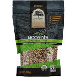 Truroots Organic Trio Quinoa - Accents Sprouted - 8 Ounce -PACK 6