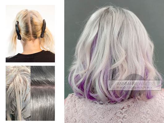 Make My Hair Silver l Specializing In Creating Silver Hair Near Me