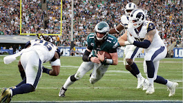 Three takeaways from Eagles' win over Rams | NFL | Sporting News
