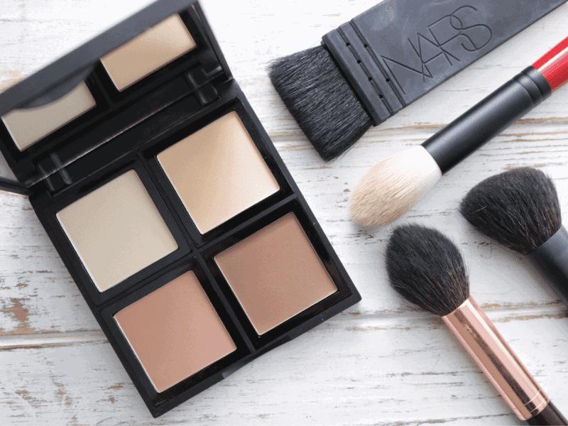 Elf makeup contour