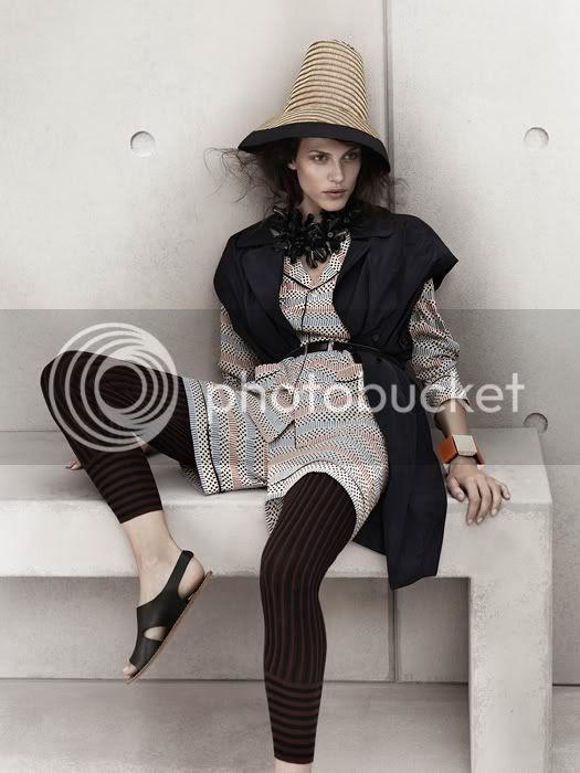 Marni at H&M 2012 Lookbook