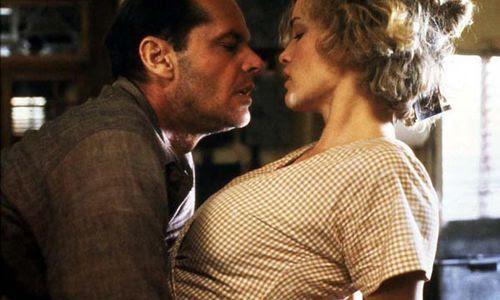 Jack Nicholson, y Jessica Lange dan vida a Frank y a Cora