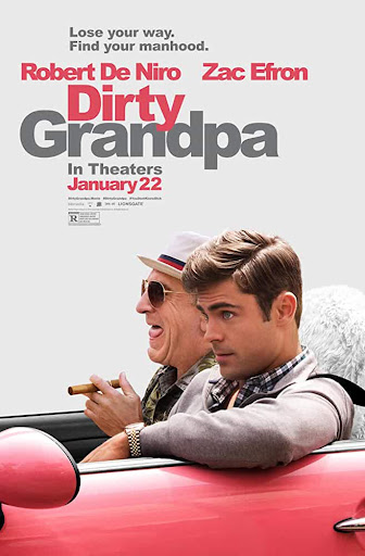Dirty Grandpa >> 30 seconds Review and Trailer