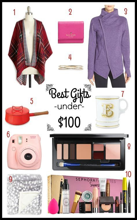 HOLIDAY GIFT GUIDE 2015   BEST GIFTS UNDER $100