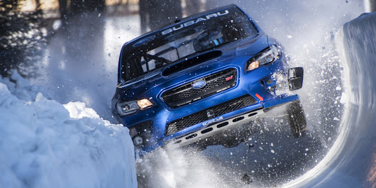 Subaru Put the 'I' in Insane by Rallying Down the World's Oldest Bobsled Run
