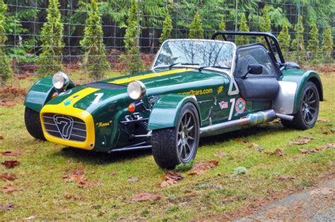 Quick Spin: Caterham Super 7 Hayabusa autos.ca