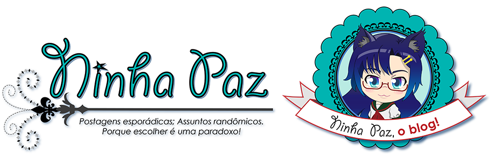 Ninha Paz, o blog.