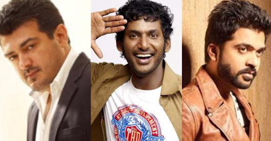 Vishal dismiss rumours of rift with Aith, says he respect his opinion