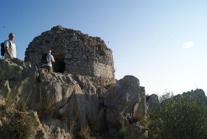 Foto de  CCBE. Sender Local de Roca Maura i Torre Moratxa (L'Estartit)