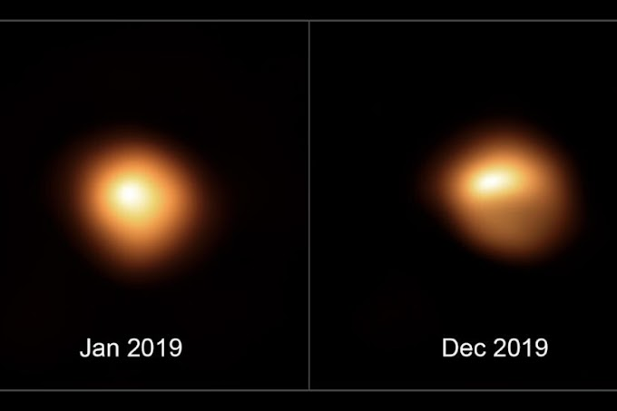 Milky Way's 'Very Bright' Star Slowly Losing its Light over Recent Months is Puzzling Astronomers