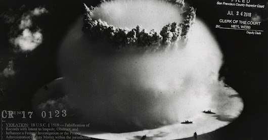 The never-ending mess from America's early nuclear tests