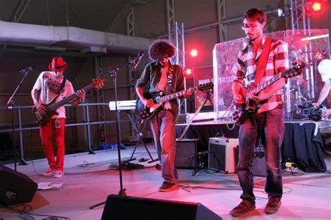 DVIDS   News   Kuwait based bands rock the stage at Camp