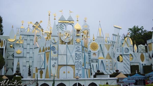 Disneyland Resort, Disneyland, it's a small world, Small, World, Mall, Tower, Refurbishment, Refurbish, Refurb