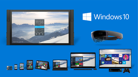 Microsoft Embraces the Future with Windows 10