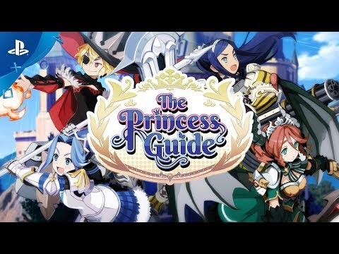 The Princess Guide   PS4 Trailer