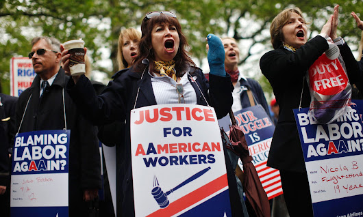 Right-to-work laws are every Republican union-hater's weapon of choice | Michael Paarlberg | Comment is free | The Guardian