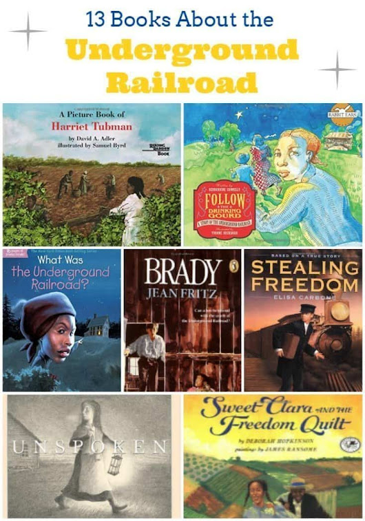 13 Books About the Underground Railroad - It's Fundamental