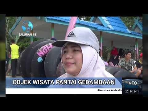 Visit Pantai Gedambaan Kotabaru