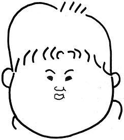 天童よしみさん 似顔絵ブログ 楽天ブログ