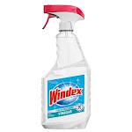 Windex Multi-Surface Vinegar Cleaner, 23 oz Spray Bottle (SJN312620EA)