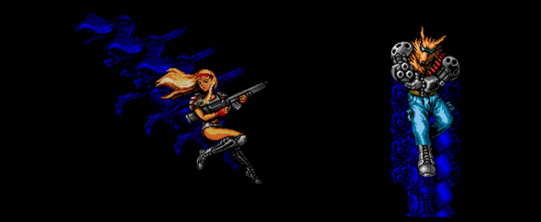 The best Contra game was released 23 years ago today screenshot