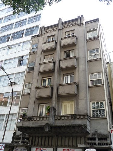 Edificio Fabiao, Copacabana