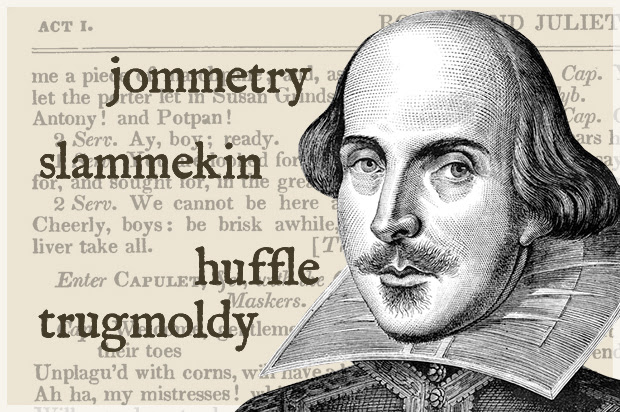 The absurd history of English slang