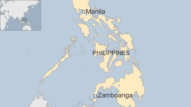 Breaking News : Philippines market fire 'kills 15'