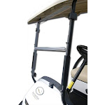 Club Car Precedent Tinted (2004-Up) Golf Cart Windshield - High Impact, Shatter Resistant