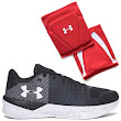 Under Armour Volleyball Shoe and Knee Pad Package Deals