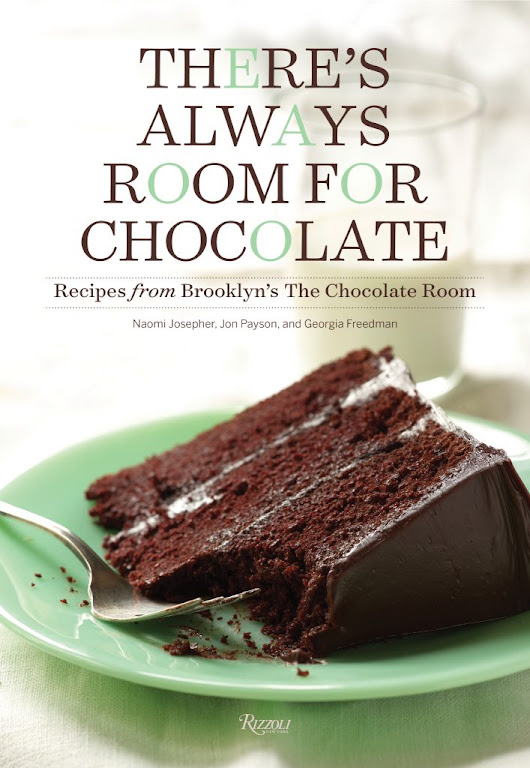 There's Always Room for Chocolate * Review & Chocolate Pecan Pie