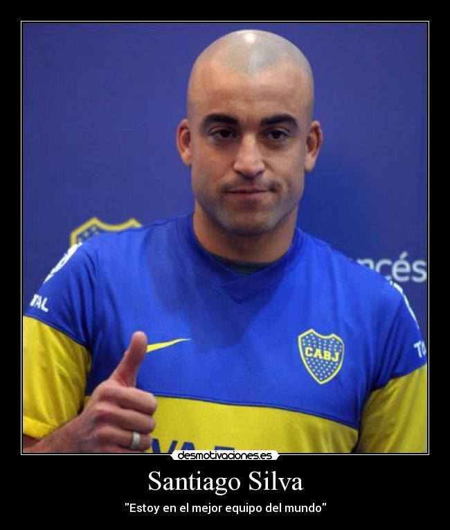 Santiago Silva Desmotivaciones