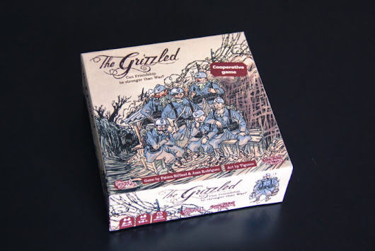 The Grizzled review: Cardboard Western Front – Altema Games