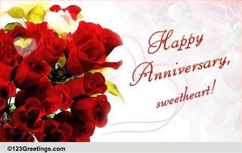 Wedding Anniversary Wishes! Free For Him eCards, Greeting