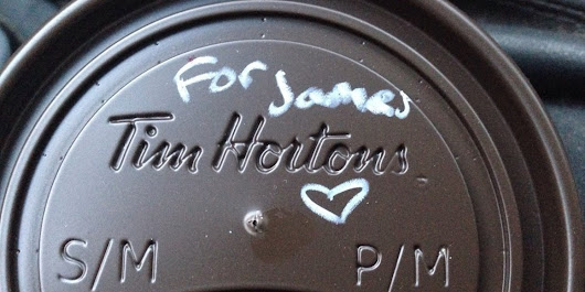 'One For James' Has Strangers Buying Coffee For Each Other In Beautiful Legacy